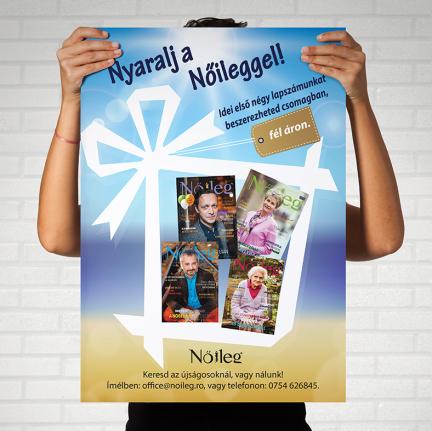 Nőileg plakát